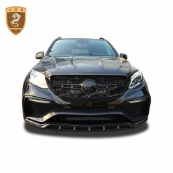Benz GLE coupe TOPCAR wide body kit