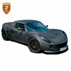 Lotus Cars Exige S2 Carbon Fiber Cover Plate