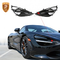 McLaren 720s carbon fiber Headlight eye housing cover