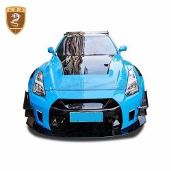 Nissan GTR R35 LB.2 body kit