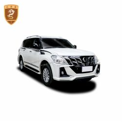 Nissan Patrol Upgrade body kit