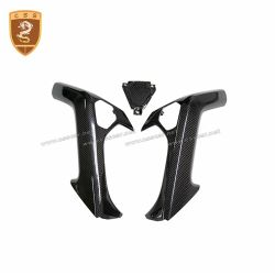 Lamborghini huracan LP610 carbon fiber inside door handle replacement