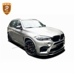 BMW X6M HAMANN carbon fiber body kit