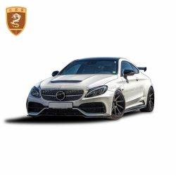 Benz C class W205 PD body kit(two doors)
