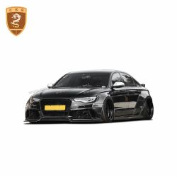 2012-2015 AUDI A6L C7 CSS wide body kit