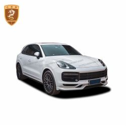 2018 up PORSCHE Cayenne 9Y0 techart body kit