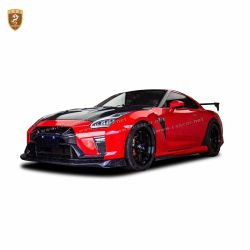 2019 Nissan GTR R35 varis body kit