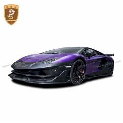 Lamborghini Aventador LP700 SVJ body kit