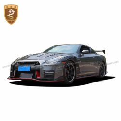 Nissan GT GTR body kit