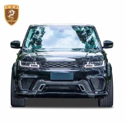 2020 LAND ROVER Range rover Sport aspec wide body kit