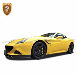 2017 Ferrari California carbon fiber body kit