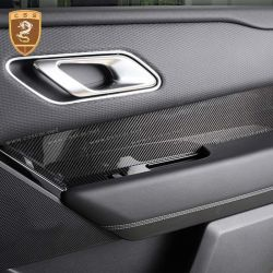 2017 up LAND ROVER Velar carbon fiber door