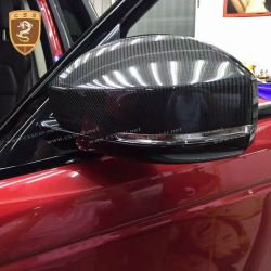 LAND ROVER Range rover carbon fiber mirror cover-replacement