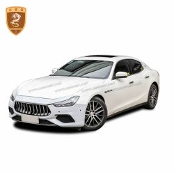 Maserati Ghibli GTS body kit