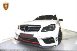 Benz C PD body kits