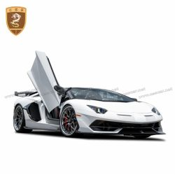 Lamborghini Aventador LP700 SVJ convertible version body kit