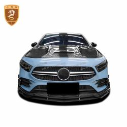 Benz A class AMG A35 dry carbon fiber body kit