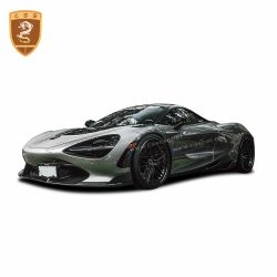 McLaren 720s vorsteiner body kit