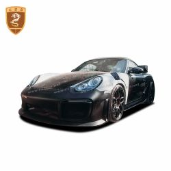 PORSCHE 987.2 Cayman RS fenders
