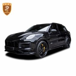 2018 up PORSCHE Cayenne 9Y0 techart hood