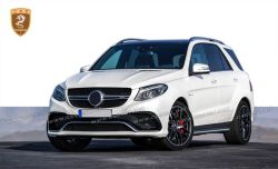 Benz GLE-W166 GLE63AMG body kits