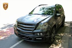 2008 Benz GL brabus body kits