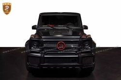 Benz G-brabus body kits
