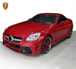 Benz SLK WALD body kits