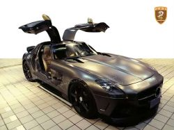 Benz SLS(C197) misha body kits