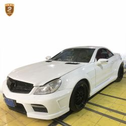 Benz SL MISHA body kits
