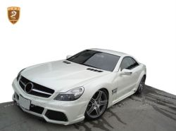 Benz SL wald body kits