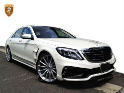 2014-2016 Benz SW222 wald body kits