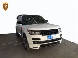 LAND ROVER Range rover Vogue hamann narrow body kits
