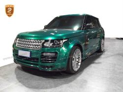 LAND ROVER Range rover Vogue mansory body kits