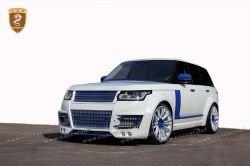 2013-2016 LAND ROVER Range rover Vogue LUMMA wide body kits