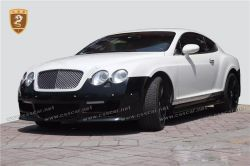Bentley Continental GT hamann body kits
