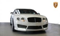 Bentley Fly spur mansory body kits