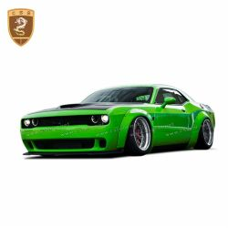 Dodge Challenger Hellcat LB wide frp body kits