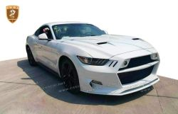2014-2016 Ford Mustang FRP+CF big body kits