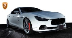 Maserati Ghibli leap carbon small body kits