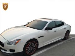 Maserati Quattroporte LeapDesign CF small body kits