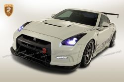 Nissan GTR VARIS body kits