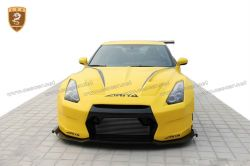 Nissan GTR bensopra wide body kits