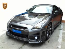2009-2011 Nissan GTR WALD wide body kits