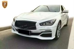 Infiniti Q50 Eau Rouge PP body kits