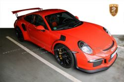 PORSCHE 911-991 GT3RS body kits