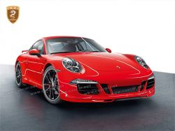 PORSCHE 991 Aerokit body kits