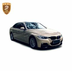 2015 BMW 3 series F30 MPERFORMANCE body kit