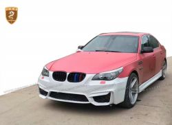 BMW 5 series E60 M4 FRP body kits