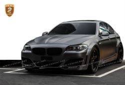 BMW 5 series F10-M5 LUMMA wide FRP body kits